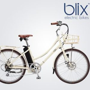 E-Bikes Blix: Aveny Step-Through
