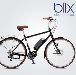 E-Bikes Blix Komfort Prima