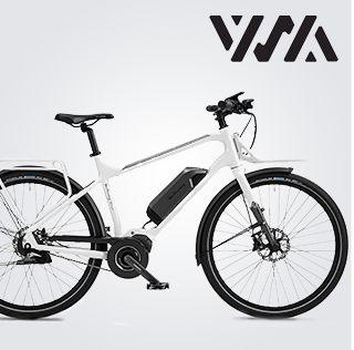 E-Bikes Walleräng: M01