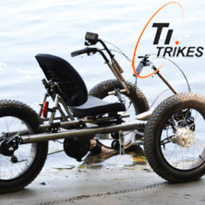 TI-TRIKE: T-750   OFF-ROAD WITH POWER ASSIST