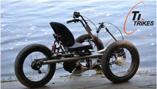Ti-Trike Off-Road Trike