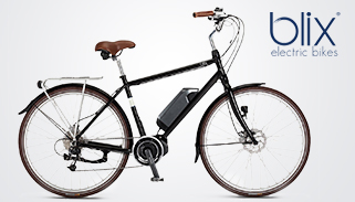 Blix: Prima High Step E-Bike