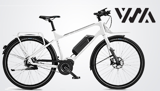 Walleräng: E-Bike M01
